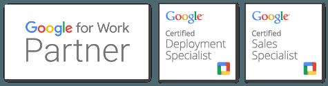 Certificaciones Google Apps